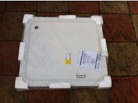 Rectangular Stone Resin Shower Tray 1000 x 900 x 40mm