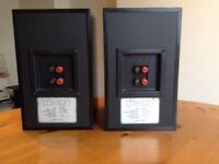 Pair of Mission 760i SE bookcase speakers for sale
