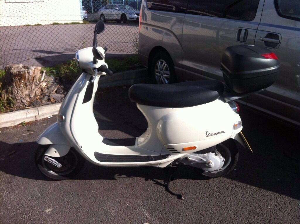 Piaggio Vespa ET2 50cc in good condition for sale