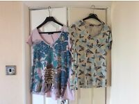Summer print t-shirts