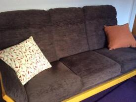 Centique Sofa and easy chair