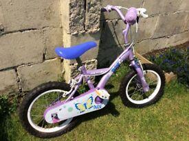 "Kids Apollo Training Bike 14"" Inch Wheels"