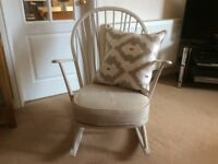 Stunning Iconic Ercol Rocking Chair