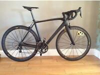 Specialized Tarmac, full Carbon, few months old, like brand new
