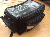 Oxford motorcycle magnetic tank bag - £12