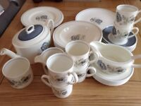 Wedgwood Dawn Mist china