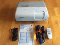 Epson EMP-X5 projector used
