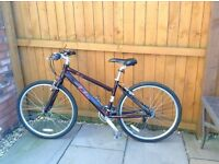 Attractive Ladies Pendleton Brooke Hybrid Bike for only £100,