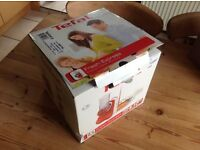 Tefal Fresh Express electric vegetable processor - boxed, as new