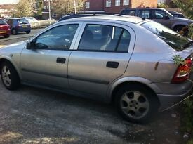 For sale Vauxhall 1.4 astra for you to break not me for spares