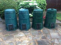 The compost machine composter