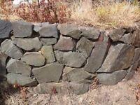 Rocks £1 - Rockery, Dry Stone Walls, Garden Features