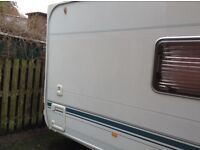 4 BERTH CARAVAN,SWIFT CHALLENGER 530SE FULLY LOADED JUST HITCH UP AND GO WITH MOTORMOVER