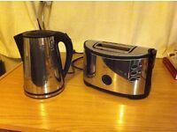 Russell Hobbs Kettle & Toaster Set