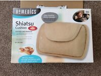 Homedics Shiatsu moving heated cushion