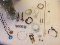 Job lot of jewellery