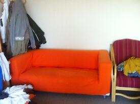 Ikea 3 seats sofa