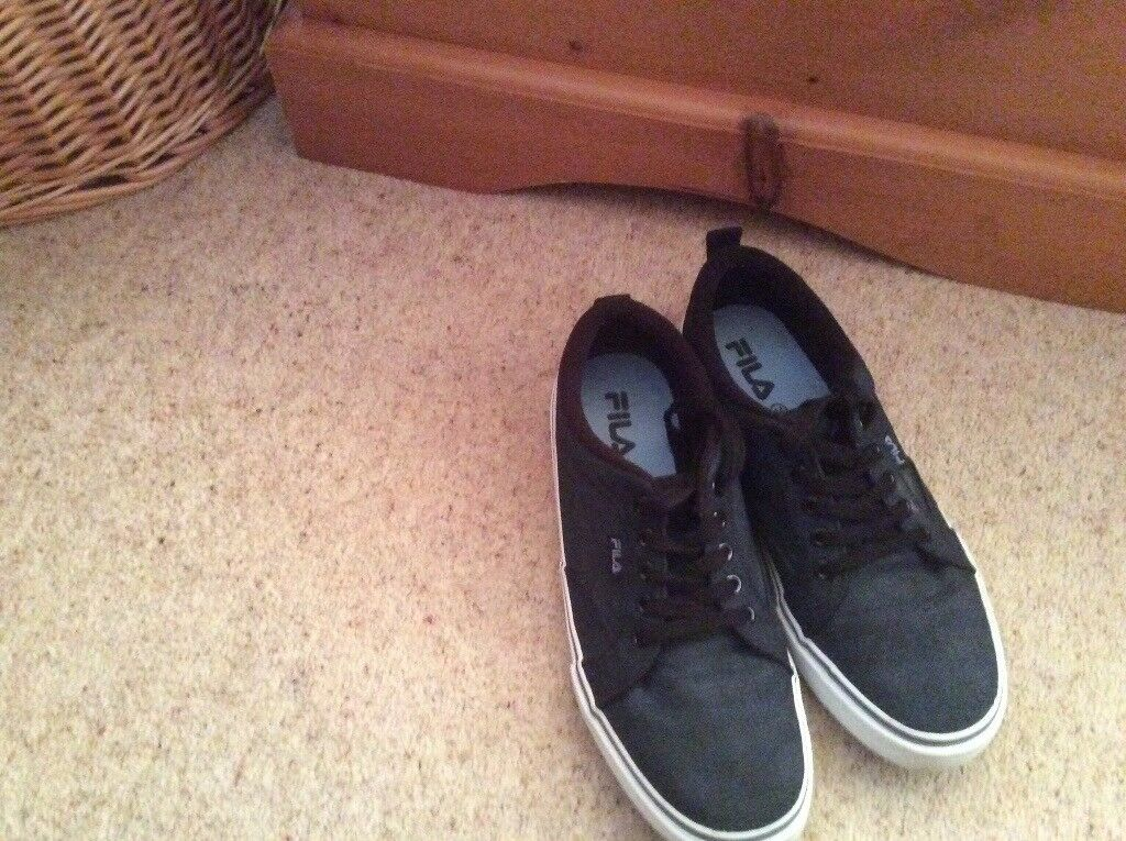 d8572e630fc5 Fila deck shoes
