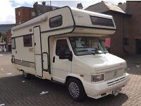 FIAT DUCATO LEFT HAND DRIVE IMMACULATE CONDITION