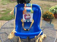Brand new baby swing seat