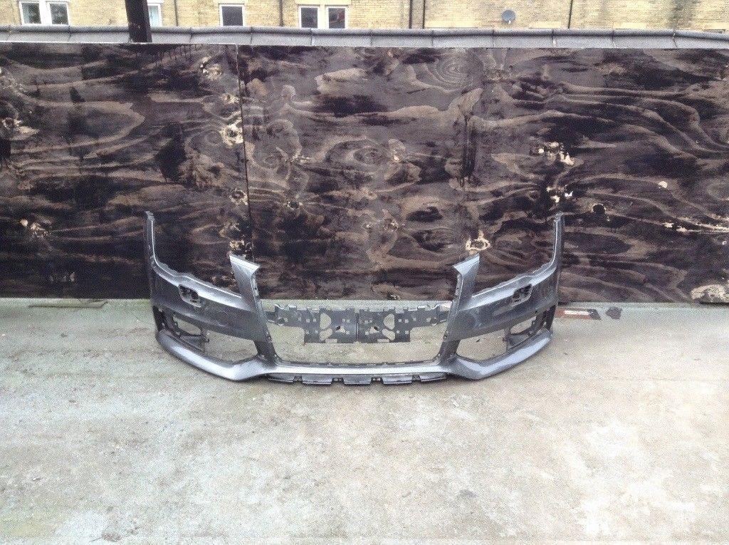 Audi A7 sline 2011-2013 front bumper £65