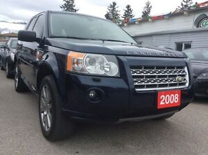 2008 Land Rover LR2 HSE w/Navi Bluetooth Leather Sunroof MUST SE