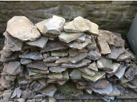 Garden Stone ideal for walling, paving or Hardcore