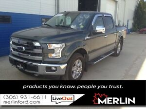 2015 Ford F-150 Lariat PST PAID