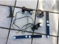 Tow bar for sale, twin electrics. Only used a few times.