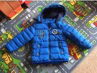 Boys Tu coat Age 3
