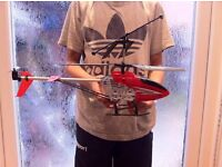 "BRAND NEW LARGE 19"" GYRO 3.5CH RC RADIO REMOTE CONTROL HELICOPTER"