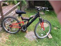 MOUNTAIN BIKES and BMX BIKE