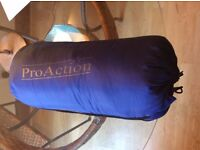 Pro Action Sleeping Bag With Carrying Bag
