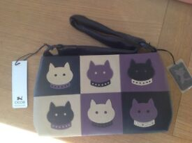 Handbag ..... Ciccia designer ladies/girls bag cat equivalent to Radley