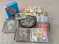 THE ALMIGHTY - SUPERB CD COLLECTION INCLUDING RARE LIMITED EDITION