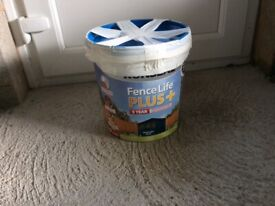 Ronseal Fence Life Plus 9 litre