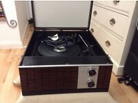 Thorne suitcase record player