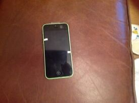 Apple iPhone 5c lime green, excellent condition! Bargain!