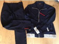 Prada Tracksuit Trousers and Zip-Jacket