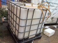 Water Bowser (tank)