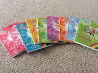 9 rainbow magic books