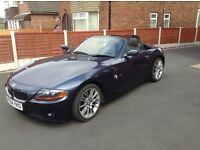 Z4 BMW ROADSTER FOR SALE