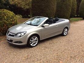 Astra CC only 74,000 miles