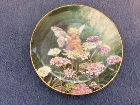 Villeroy & Boch Flower Fairy Plates Complete Set