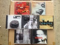 7 Britpop Cds. Morcheeba,Echobelly,MirrorView,Richard Ashcroft
