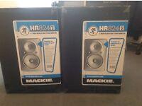 Mackie HR824 Studio Monitors mk2