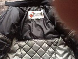 Frank Thomas Hyper Tec waterproof and wind resistant Motorbike jacket
