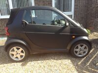 Smart FourTwo Convertible