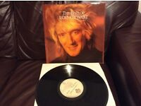 Best of rod Stewart ( vinyl record)