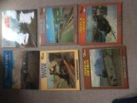 Collection of Steam engine LP's